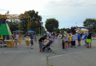 2016 Pre-Fireworks Family Fun Event